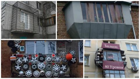 Суровые балконы россиян