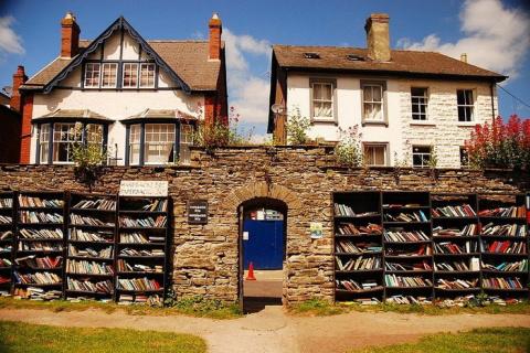 Хей-он-Уай — книжный город в Англии
