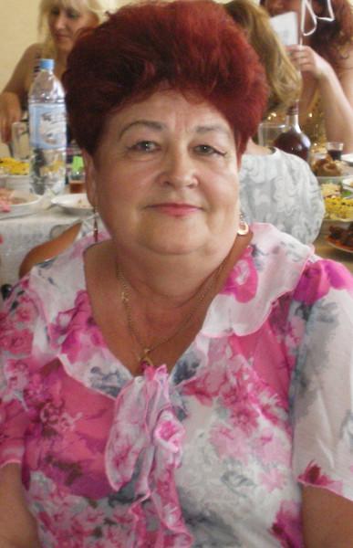 Людмила Нуждина