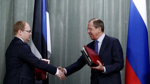 Россия и Эстония: инициатива Таллина ставит под вопрос существование самого эстонского государства