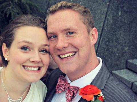 Это было их любимое свадебно…