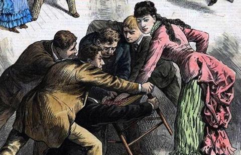 Лулу Херст: самая сильная девушка XIX века, которая повергла всех в шок