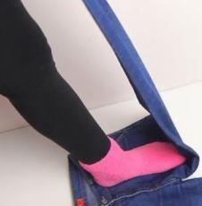 ПАМЯТКА. Как растянуть джинсы и предотвратить усадку
