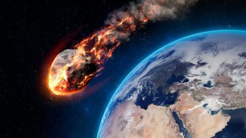 Природная катастрофа на Земл…