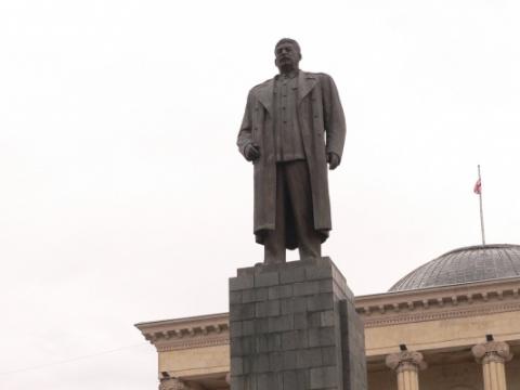Памятник Сталину— «удар поевроатлантическим устремлениям Грузии»