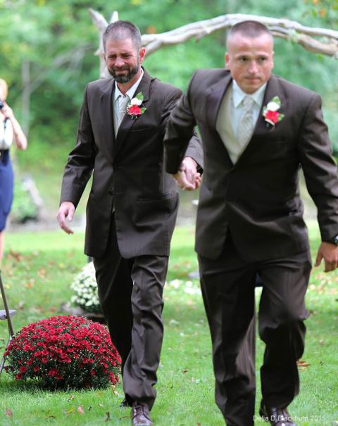 Сюрприз на свадьбе: Отец нев…
