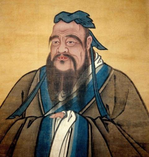 Конфуций: Если ты ненавидишь - значит тебя победили.