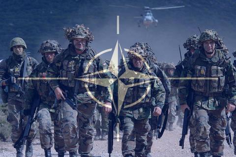 США лезет на Донбасс