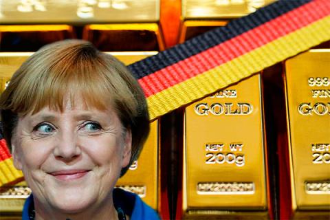 Оккупацию Германии США не отменяли, немцев кинули на золото