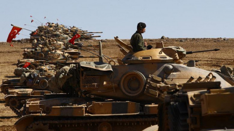 Турки атакуют союзников США,…