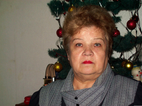Эльвира Бодрова