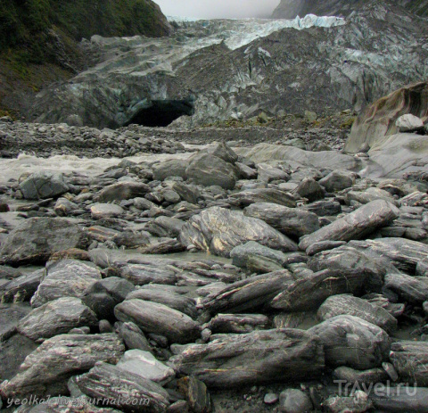 В стране антиподов. Ледник Ф…