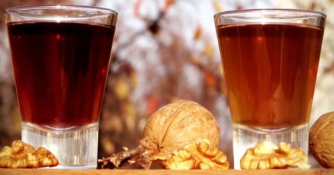 Перегородки грецких орехов против йододефицита и прочих недугов