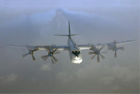 Забавная история, как Ту -95…