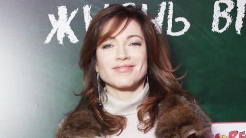 Алена Хмельницкая уже носит шубы