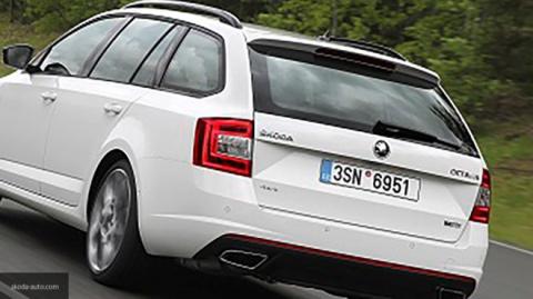 В Европе поступят в продажу автомобили Škoda Octavia, произведенные в России