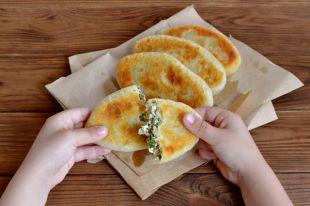 Майские витамины. Как приготовить пирожки с зелёным луком