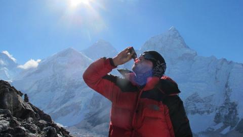 Медики: свекольный сок помогает приспособиться к жизни в горах