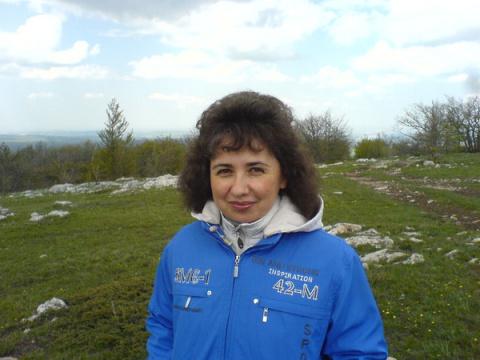Елена Никольская
