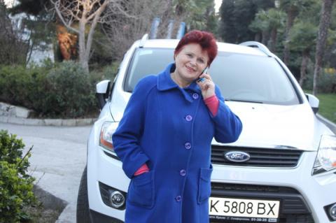 Валентина Немашкало-Ткачук