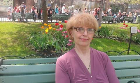 Галина Русинова