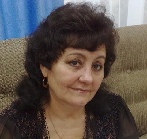 Галина Черепова (Витковская)