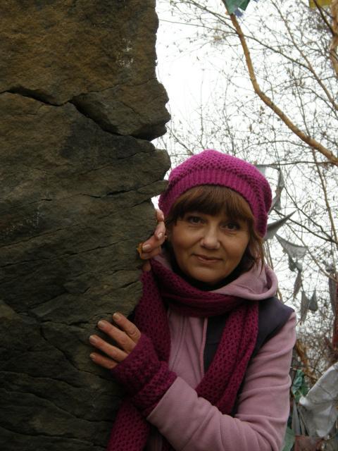 Галина Зиборова (Белоусова) (личноефото)