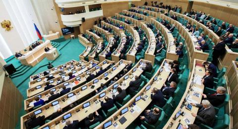 Совет Федерации «рекомендова…