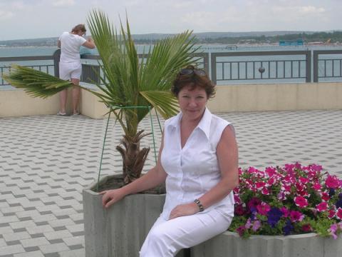 Нина Кузьмина