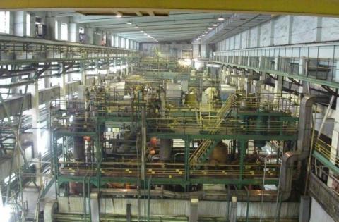 Расширены мощности по выпуску сырья для производства топлива для АЭС