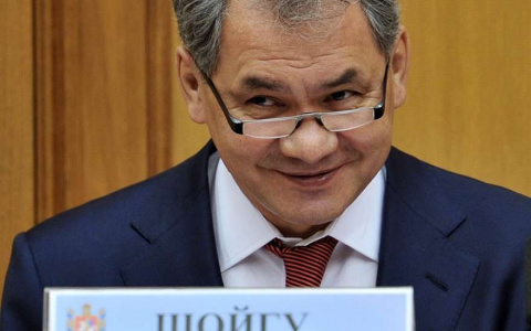 Шойгу доложил о боевой готовности российской армии