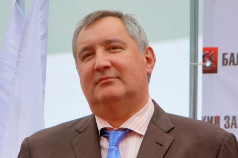 Рогозин посмеялся над клоунскими берцами ВСУ
