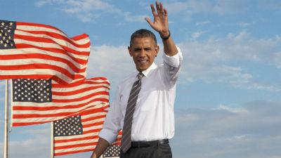 Обама поздравил россиян с Дн…