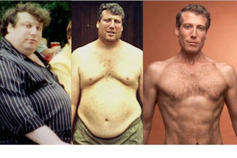 Этот мужчина сбросил 100 кг благодаря 7 новым правилам своей жизни