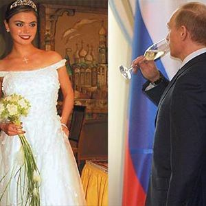Путин и Кабаева: История тай…