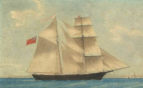 Корабли-призраки, которые до сих пор пугают моряков