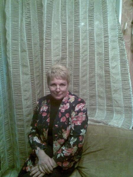 Ирина Шарова (Обухова)