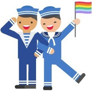 Facebook - для геев