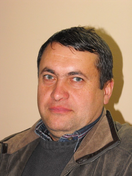 Олег Хребтань