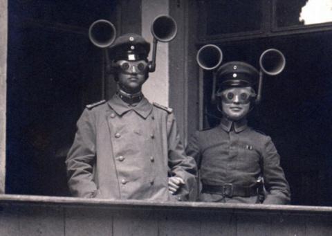 Сумасшедшие и странные изобретения Первой Мировой войны