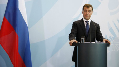 Медведев объявил выговор сво…
