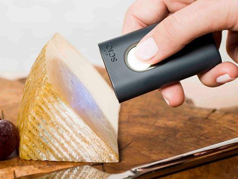 Удивительный прибор, сканирующий продукты на калорийность