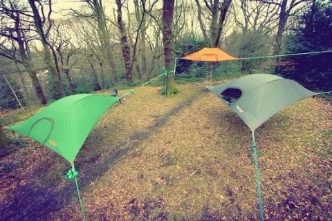 Висячие палатки для безопасн…
