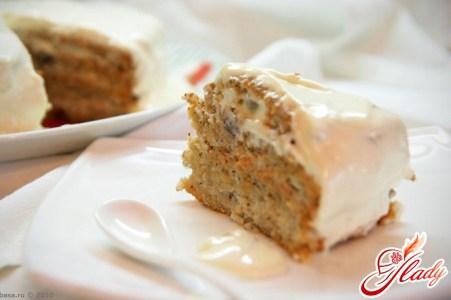Торт на сметане: рецепт неза…