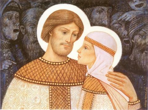 День Петра и Февронии – День семьи, любви и верности, 8 июля