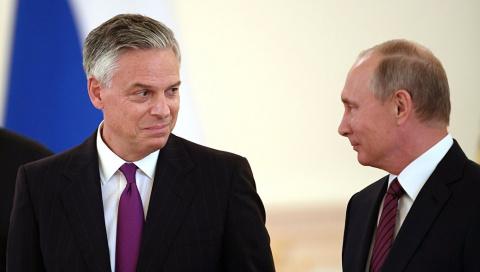 Посол США вслед за Путиным о…