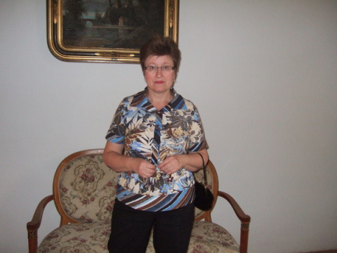Нина Усова (личноефото)