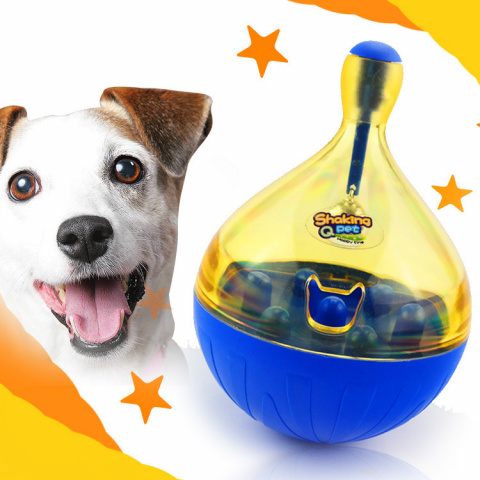 10 игрушек  для любимой собаки и одна для хозяина