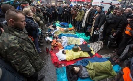 Донести правду о трагедии в Киеве