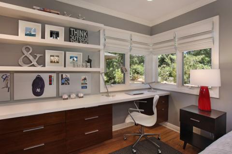 Комната для подростка — идеи дизайна